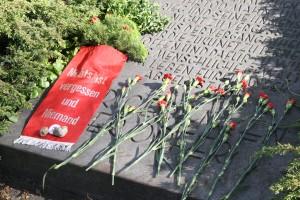 Gedenktafel für die toten Kinder