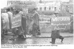 VVN Demo 1950